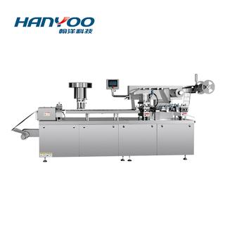 DPP-270/360A 平板式铝塑/铝铝泡罩包装机